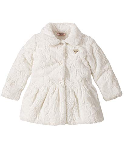 Juicy Couture Baby Girls Jacket, Marshmallow