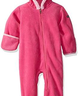 Columbia Baby Tiny Bear II Bunting, pink ice/pink clover