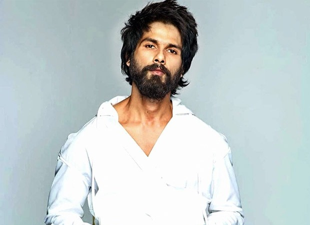 After his lip injury Shahid Kapoor resumes shooting for Jersey