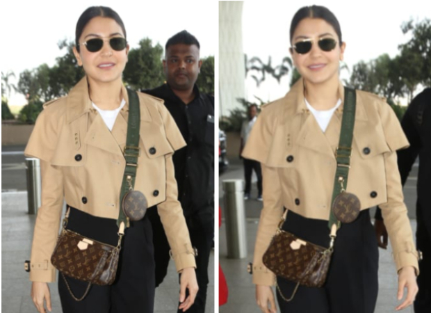Anushka Sharma sports Rs. 1.5 lakhs Louis Vuitton cross body bag 3
