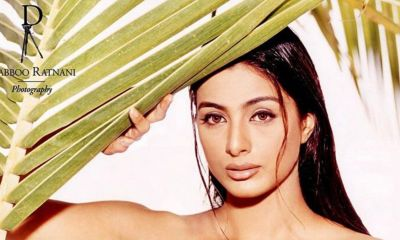 Dabboo Ratanani Shared Tabu's Topless Photo From 2001 Calendar Photoshoot