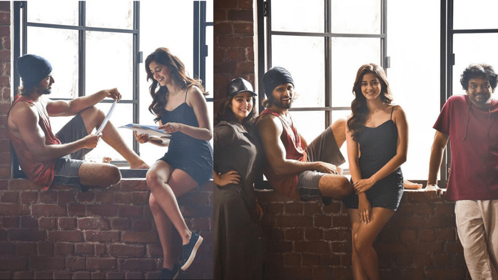 Vijay Devarakonda And Ananya Panday Welcomed Each Other To Their Respective Film Industries