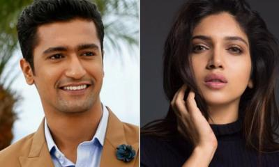 Vicky Kaushal And Bhumi Pednekar's Love Before The Dark