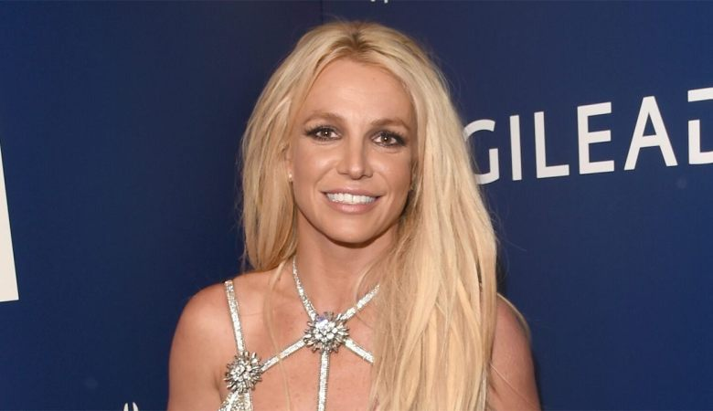 Britney Spears Getty 2
