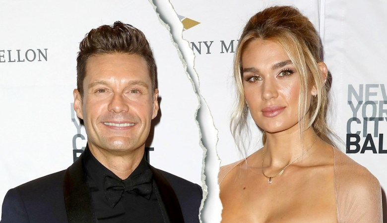 Ryan Seacrest Girlfriend Shayna Taylor Split for the 3rd Time