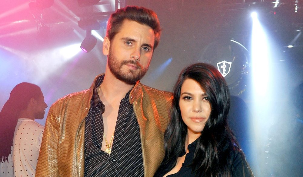 Scott Disick and Kourtney Kardashian not getting back together