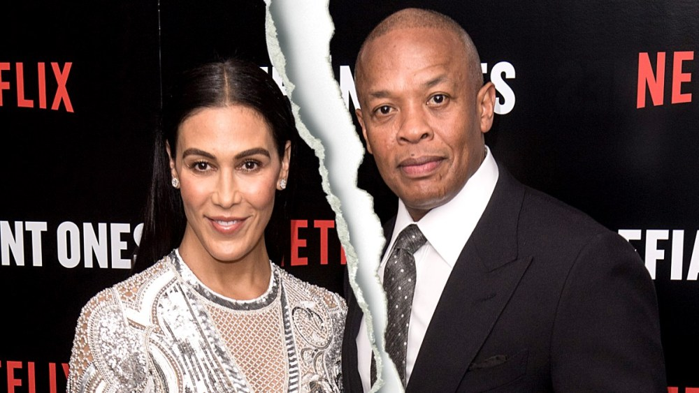 Dr Dre Wife Nicole Young Files Divorce After 23 Years Marriage