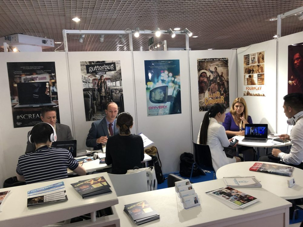 Glass House Cannes Booth 2019 1
