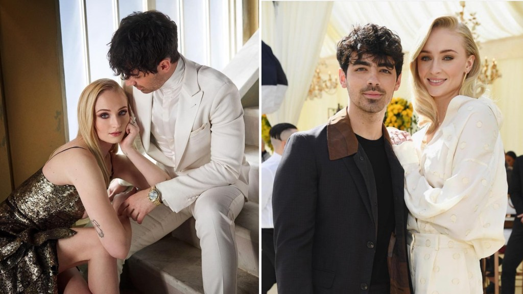 Sophie Turner And Joe Jonas Feature