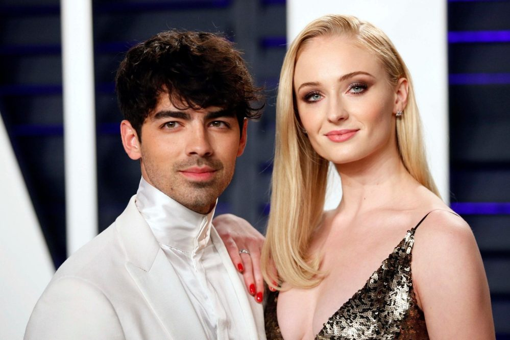 Sophie Turner Joe Jonas Vanity Fair close up 08 03 2019