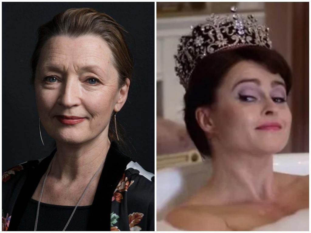 The Crown season 5 Lesley Manville 'to replace Helena Bonham