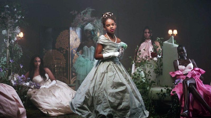 08 All the Times Beyonce Kids Blue Ivy Sir and Rumi Appeared in Black Is King Visual Album