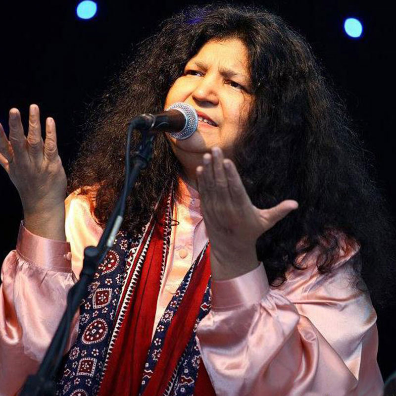 Abida Parveen artist description