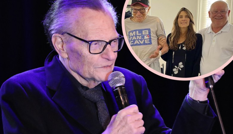 Larry King Son Daughter Die