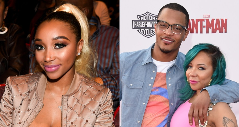 TIs Stepdaughter Tinys Daughter Zonnique Pullins is Pregnant with