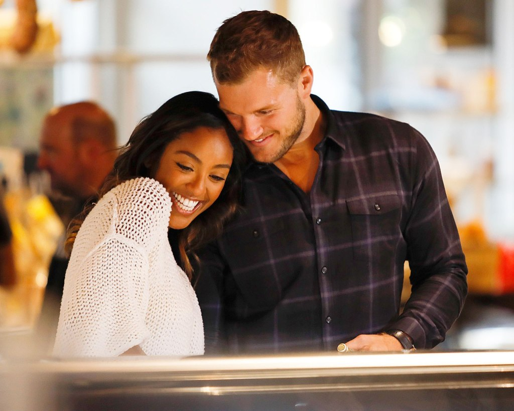 Tayshia Adams Exclusively Dating Ex Before The Bachelor Colton Underwood 1
