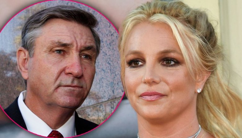 britney spears very upset dad jamie spears police incident son PP1
