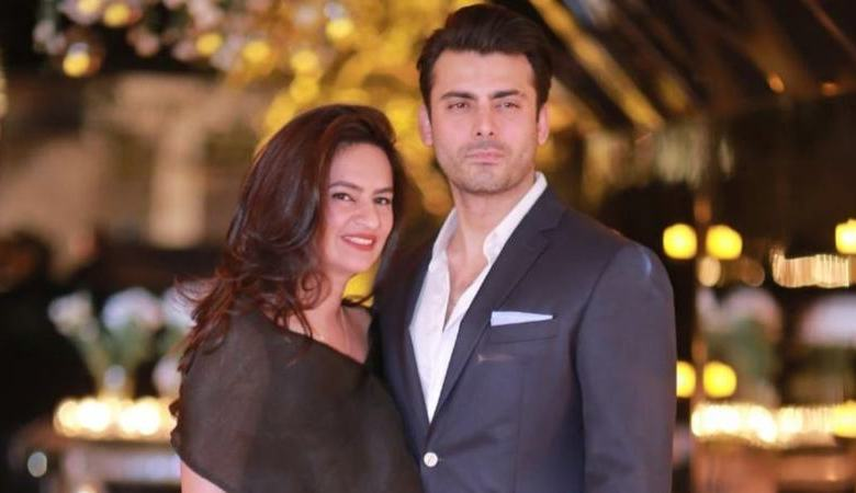 Fawad and Sadaf 1
