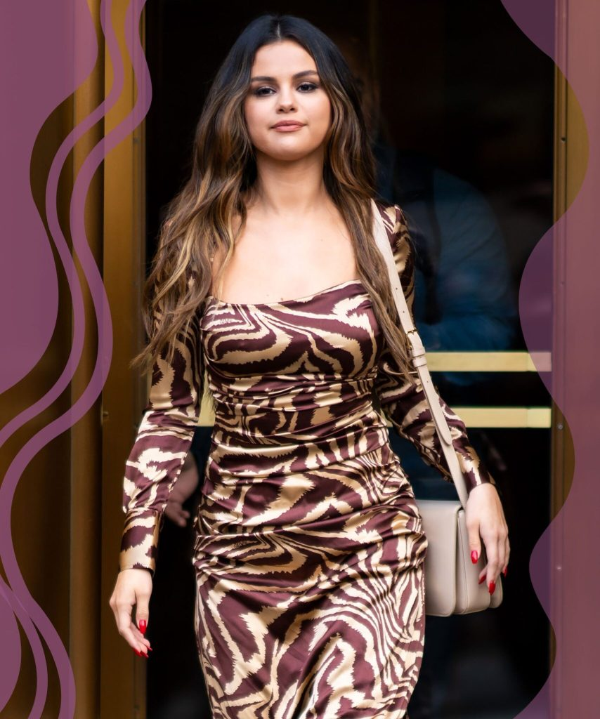 Selena Gomez Out and About, captured by paparazzi