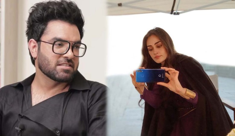 Yasir Hussain slammed for criticising Esra Bilgic becoming brand ambassador of Qmobile