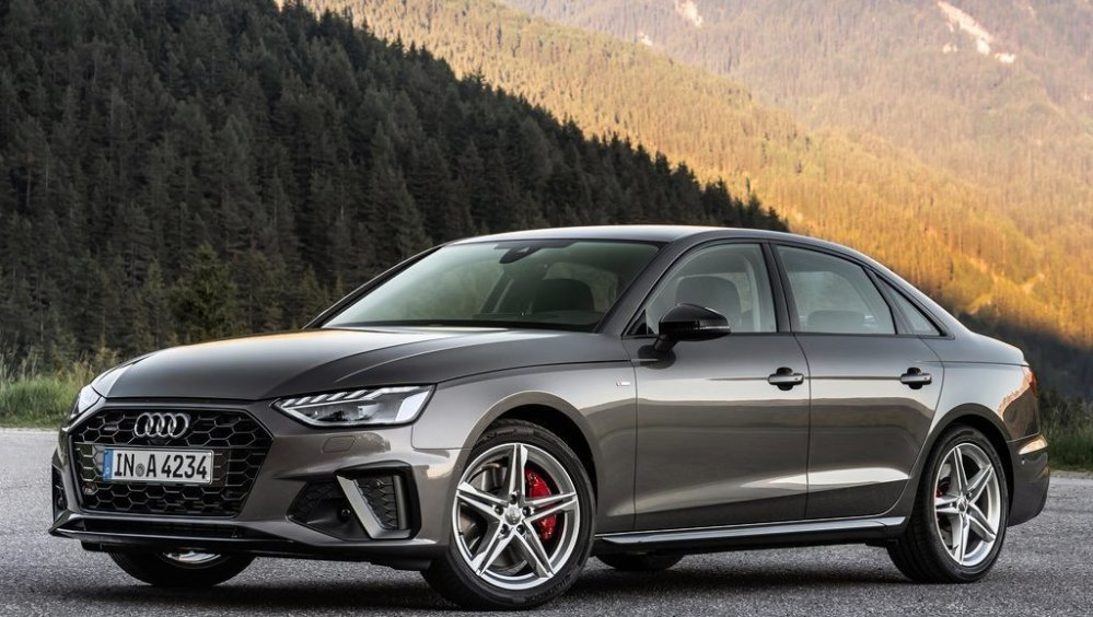 Audi A4 (facelift) to be dispatched on January 5