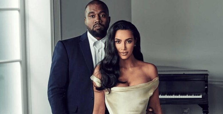 Kanye West Kim Kardashian Instagram photo