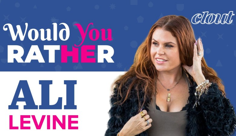 Would You Rather With Ali Levine