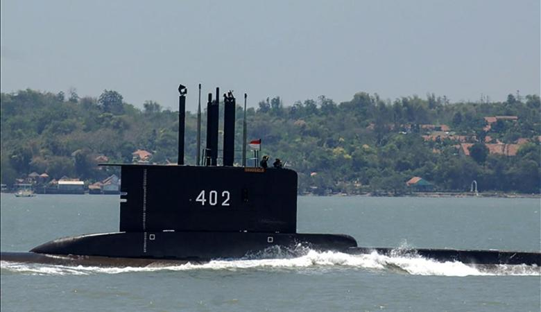 the submarine one of five in indonesias fleet