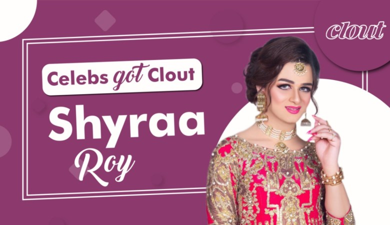 Exclusive Interview With Shyraa Roy