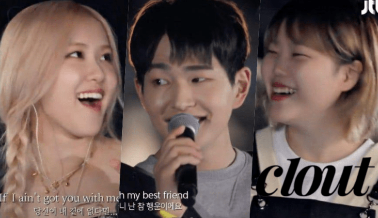 BLACKPINK's Rosé Duetted With SHINee's Onew & AKMU's Lee Su-Hyun