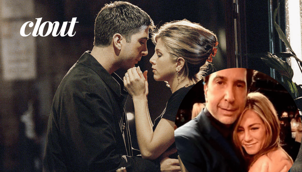 Twitter Goes Haywire As Jennifer Aniston & David Schwimmer Are Rumoured To Be Dating