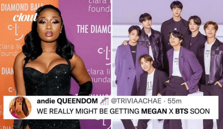 ARMY Searches For Missing Hints Of BTS x Megan Thee Stallion's #BUTTERTHEEREMIX