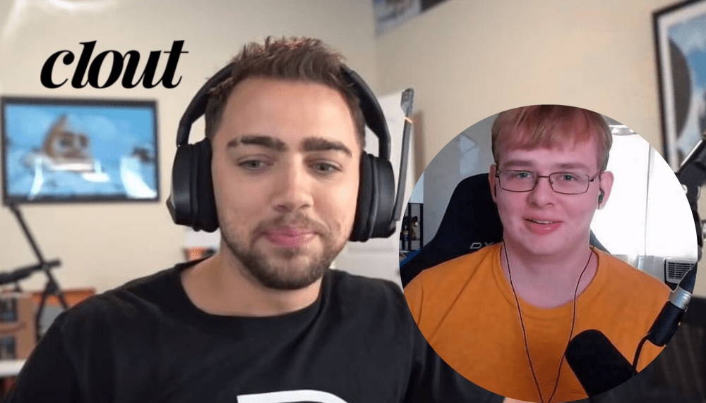 CallMeCarson's Appearance On Mizkif's Twitch Stream Confuses Twitter