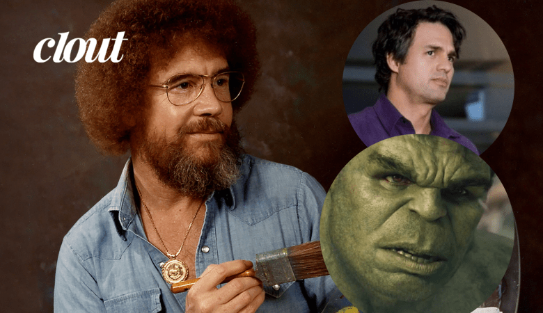 Bob Ross As Hulk Instead Of Bruce Banner? Fan-Made Funko Makes It Real