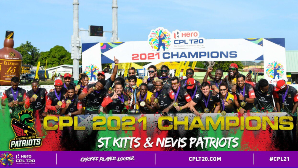 CPL : St Kitts and Nevis Patriots win a last-ball thriller, Captain Dwayne Bravo overjoyed