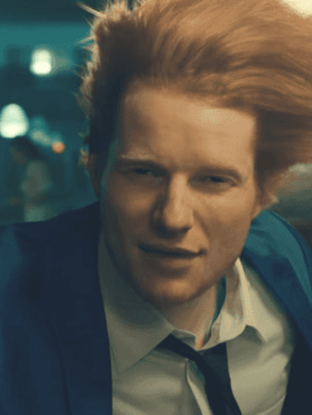 Ed Sheeran's 'Shivers' Maintains Top Spot On Official Singles Chart For Second Week