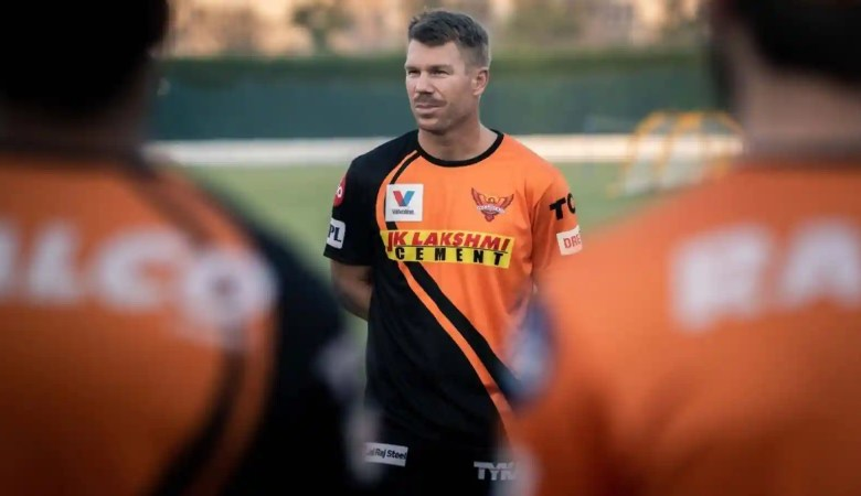 Will Warner be retained by SRH next year? SRH Head Coach doesn't answer