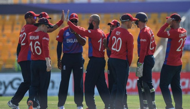 England win by 8 wickets against Bangladesh, move to top of the table