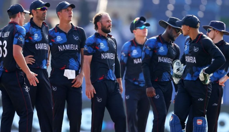 Namibia look to down Scotland in their opening match of Super 12s