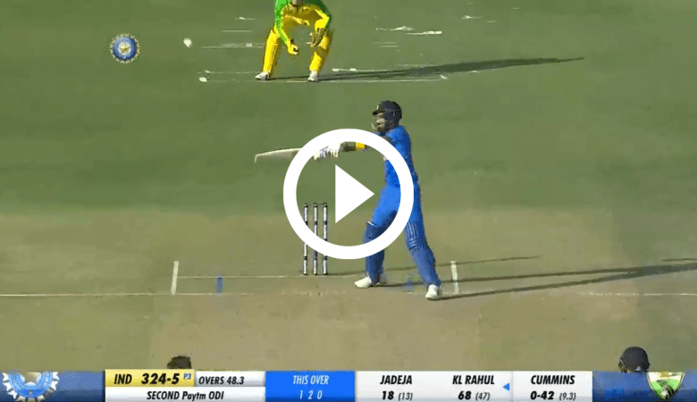 Video of KL Rahul 80 Runs : 6 Fours 3 Sixes : IND vs AUS