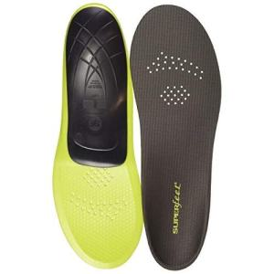 Superfeet CARBON, Thin and Strong Insoles for Pain Relief in Performance Athletic