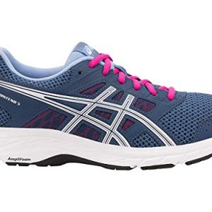ASICS Women's Gel-Contend 5 Running Shoes, 9W