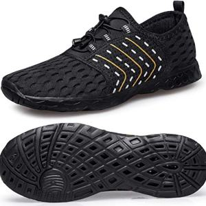 WUTANGCUN Mens Womens Water Shoes Quick Dry for Boating Swim