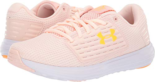Under Armour Surge SE Womens Running Fitness Trainer Shoe Pink/Orange