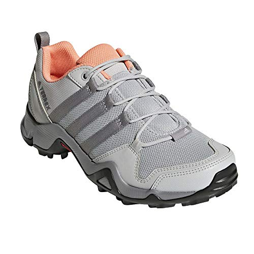 adidas outdoor Women's Terrex AX2R Grey Two/Grey Three/Chalk Coral