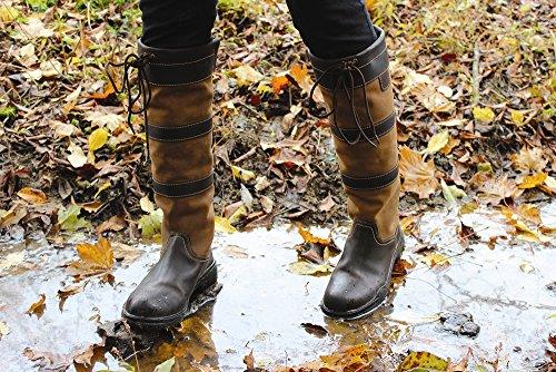 TuffRider Women's Lexington Waterproof Tall Boots