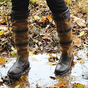 TuffRider Women's Lexington Waterproof Tall Boots