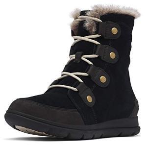 Sorel - Women's Explorer Joan Waterproof Insulated Winter Boot