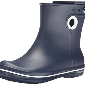 crocs Women's Jaunt Shorty Boot, Navy