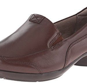 Naturalizer Women's Channing Slip-On Loafer, Brown